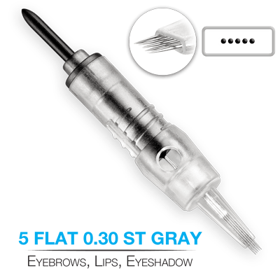 5 FLAT 0.30 ST GRAY