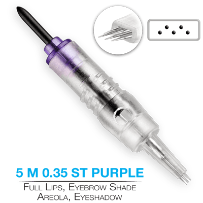 5 M 0.35 ST PURPLE