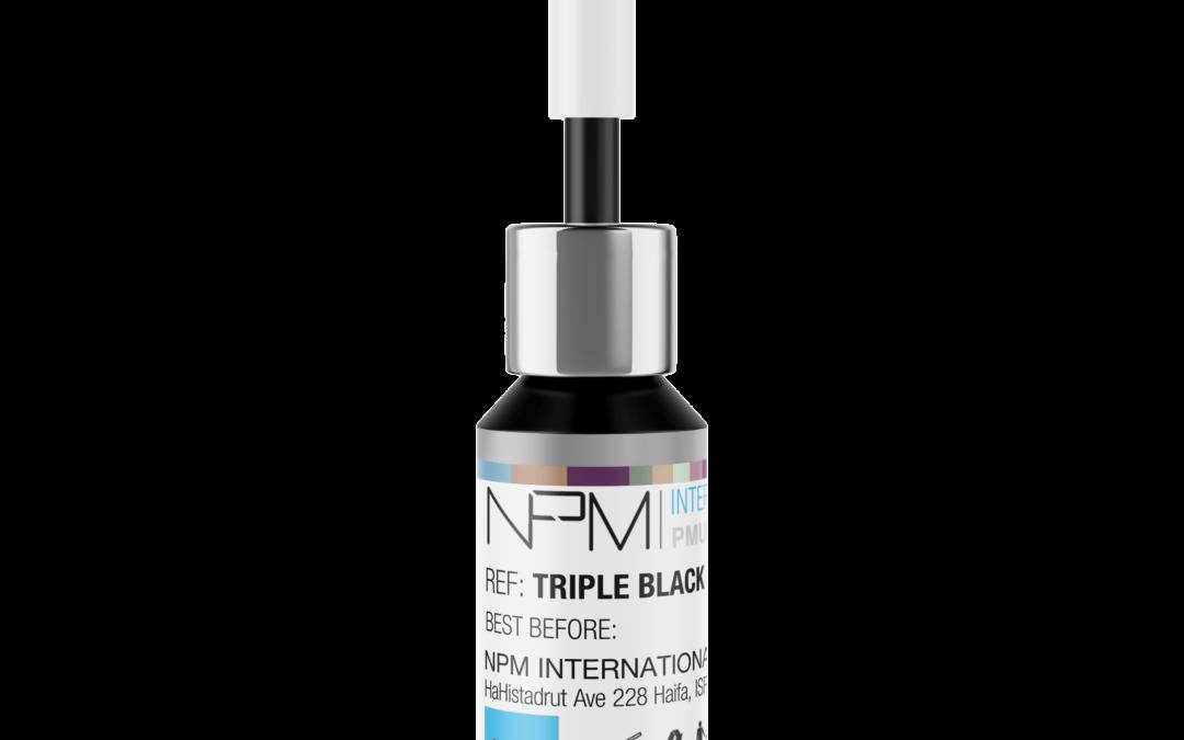 TRIPLE BLACK – 14017